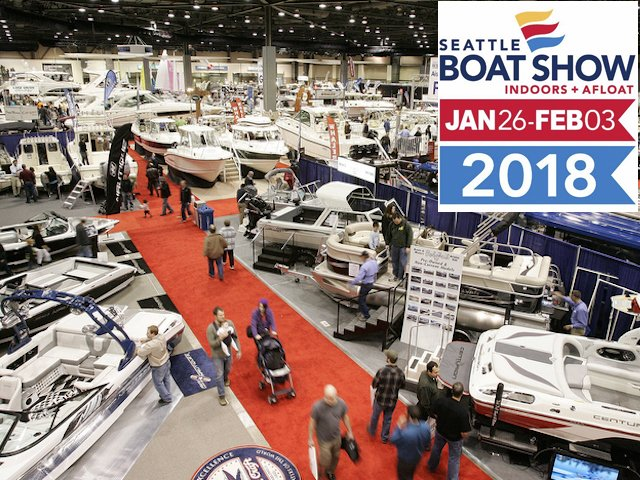 Seattle Boat Show 2018