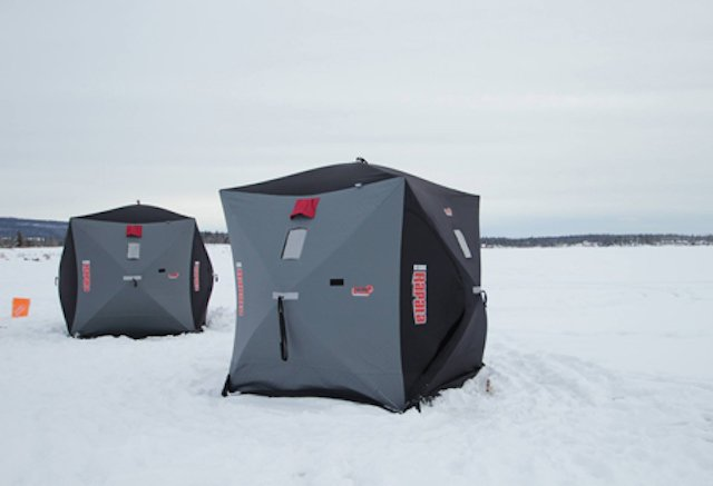 Ice fishing Need-to-Haves and the Nice-to-Haves
