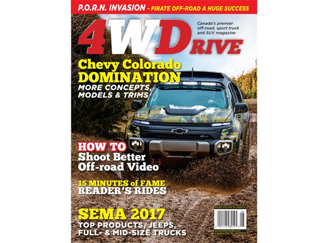 4WD198 cover