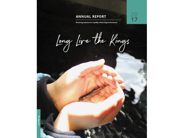 2017 Long Live the Kings Annual Report