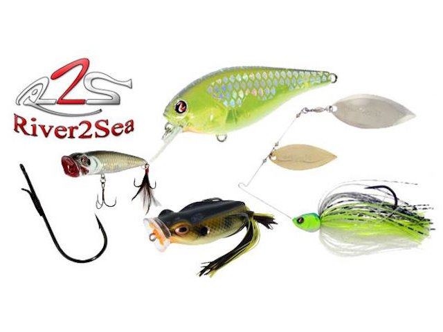 River2Sea Jaw Jacking Tackle Giveaway
