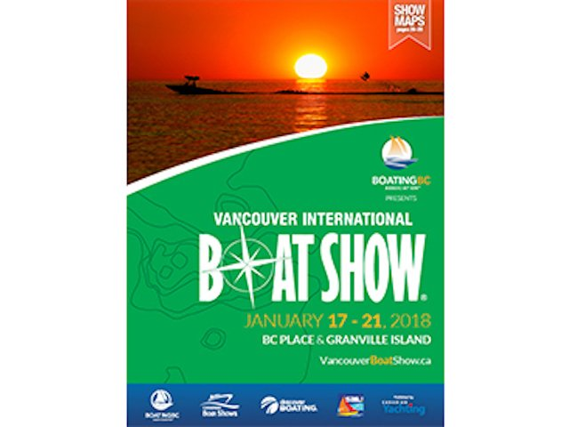 2018 Vancouver Boat Show Guide