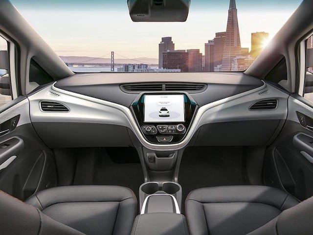 GM plans fully autonomous ride-hailing fleet