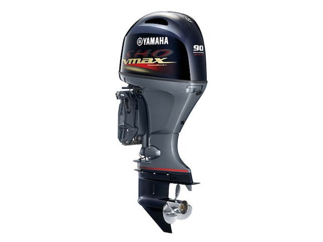 Yamaha introduces new 90-hp outboard