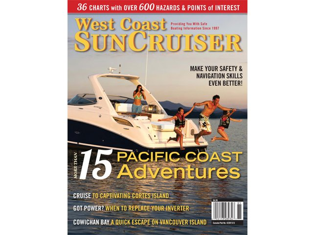 SunCruiser West Coast 2018 cover