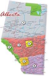 map of alberta 3