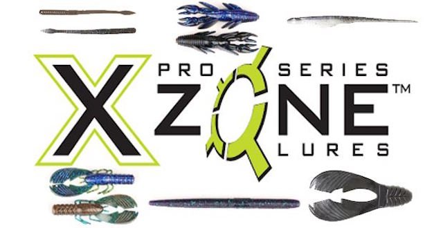 X Zone Pro Series Lures Giveaway - ends Feb 13