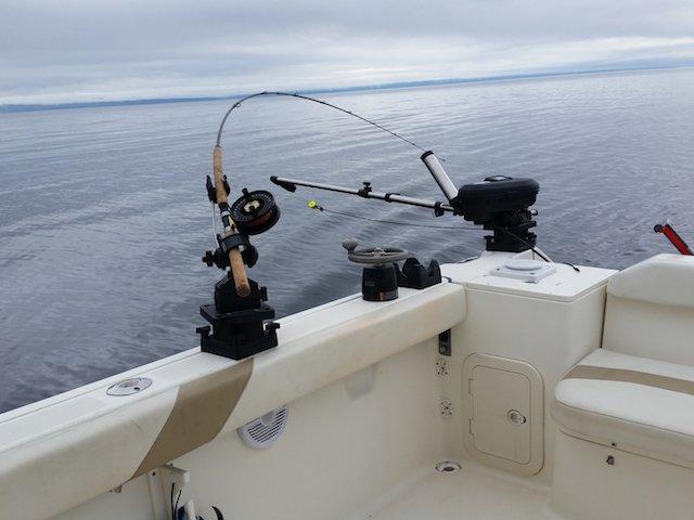 Fishing - no people or fish