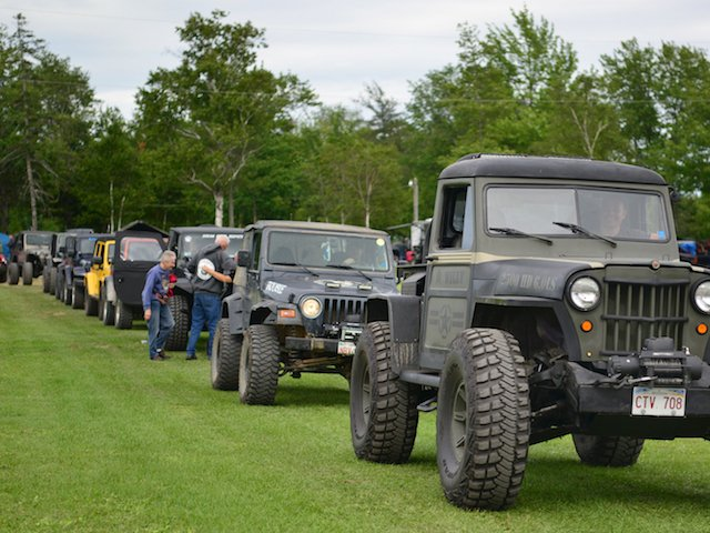 This is the tech inspection line-up photo Cindy Hiltz4.jpg