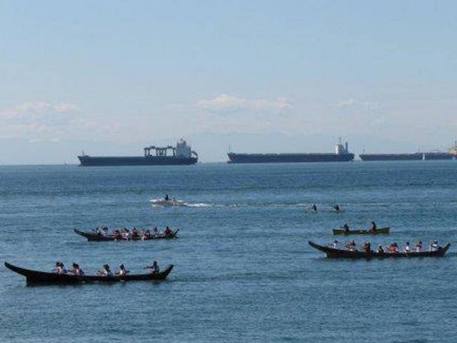 Salish Sea & Oil Tankers