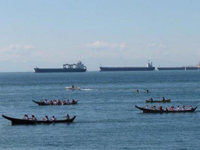 Salish Sea & Oil Tankers
