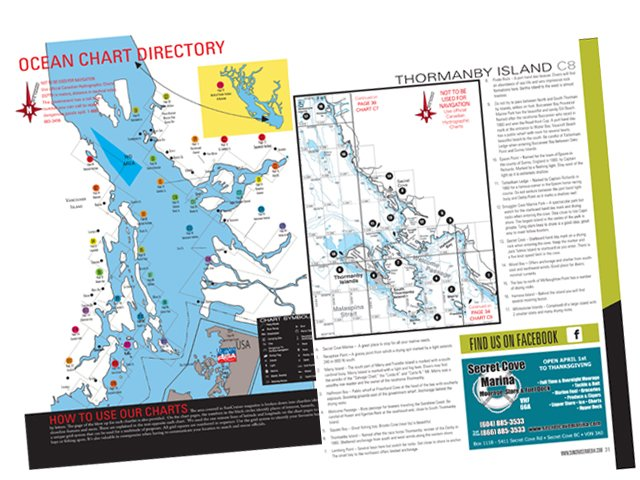 SunCruiser Digital and Print Boating Guides