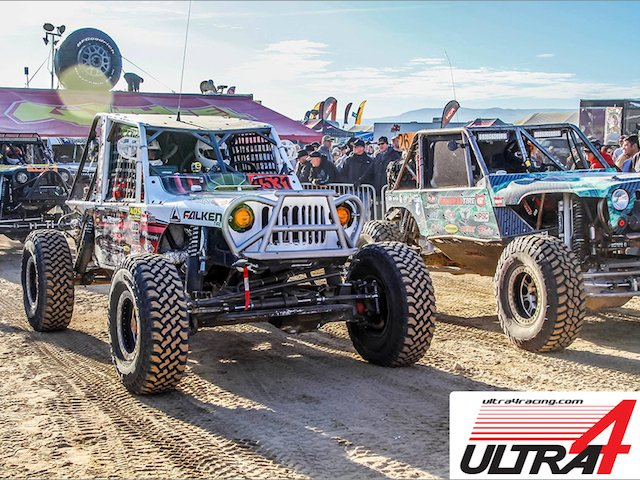 11 Falken Tires teams competing at King of Hammers