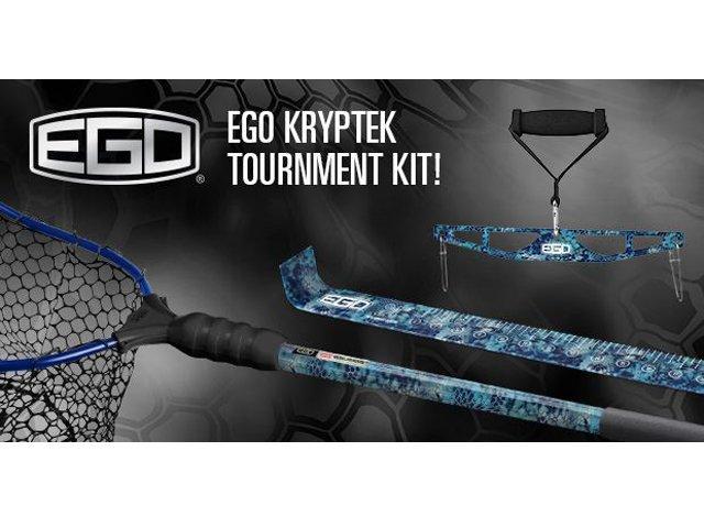 EGO Kryptek Tournament Kit