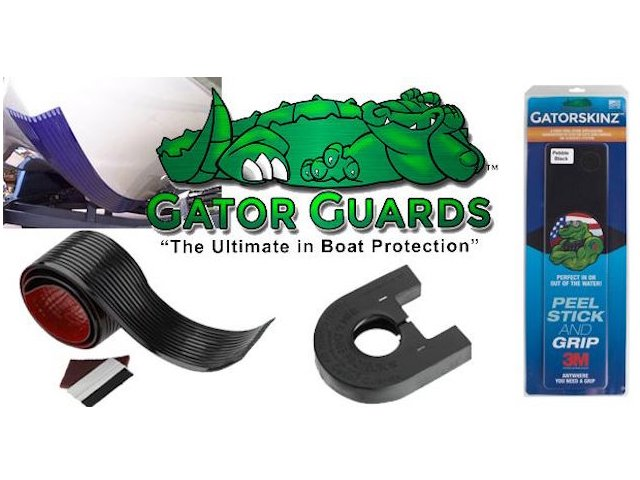 Gator Guards & more Giveaway - ends Feb 27