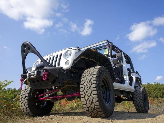 Michelle Lyons 2015 Jeep Wrangler  3.5 inch Rubicon Express lift #jkgirlmich ROCK.jpeg