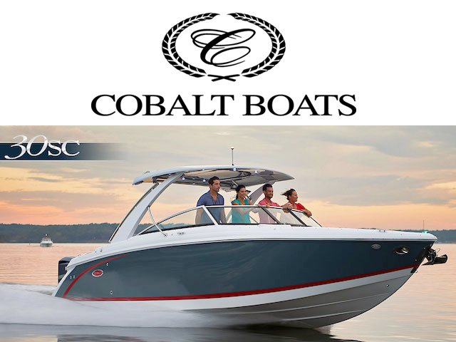 Cobalt Boats 30SC