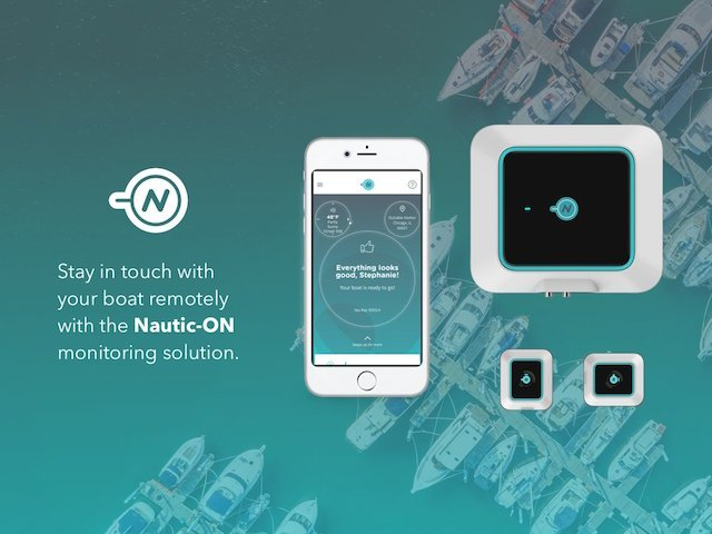 New Nautic-On – Smarter boat monitoring service