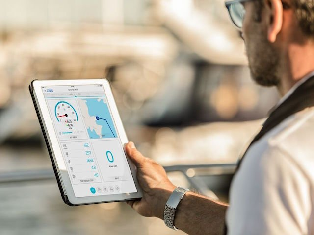 Volvo Penta introduces new Connectivity App