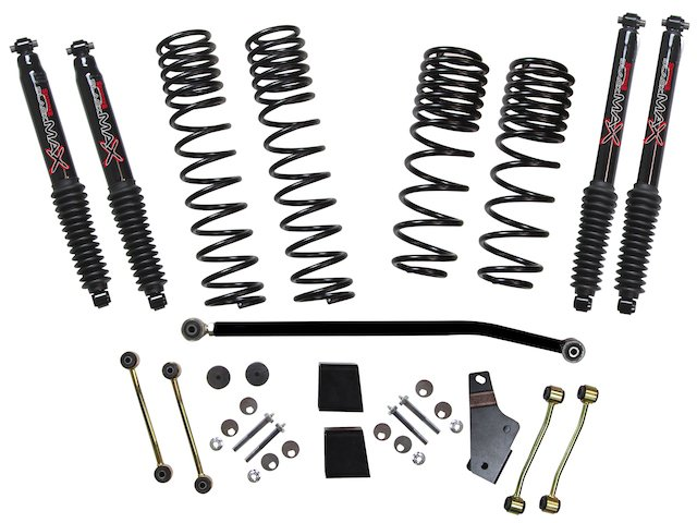 Skyjackers new line of Jeep JL Suspension Systems