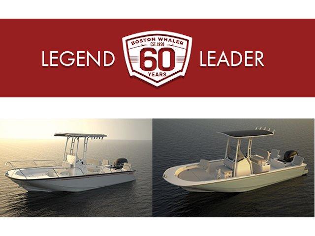Boston Whaler 190 & 210 Montauk 2018