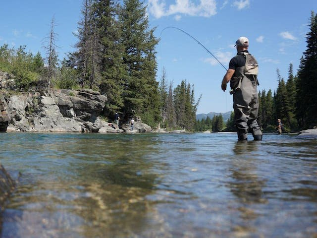 Tips for Fishing Rivers