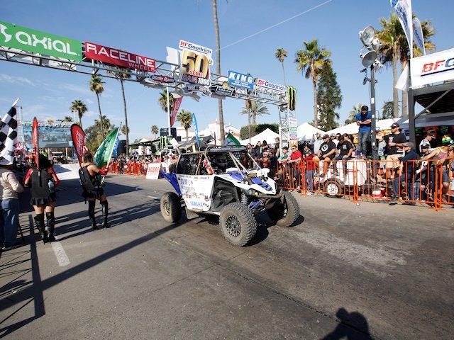 Conquering the Baja 1000!