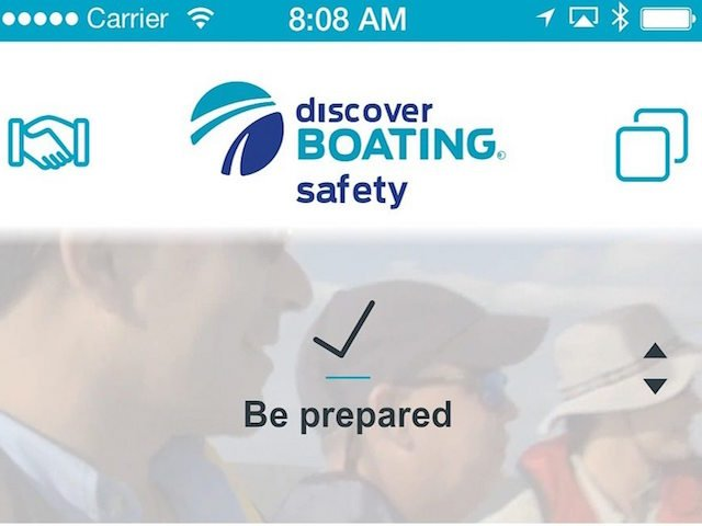 Discover Boating Safety app