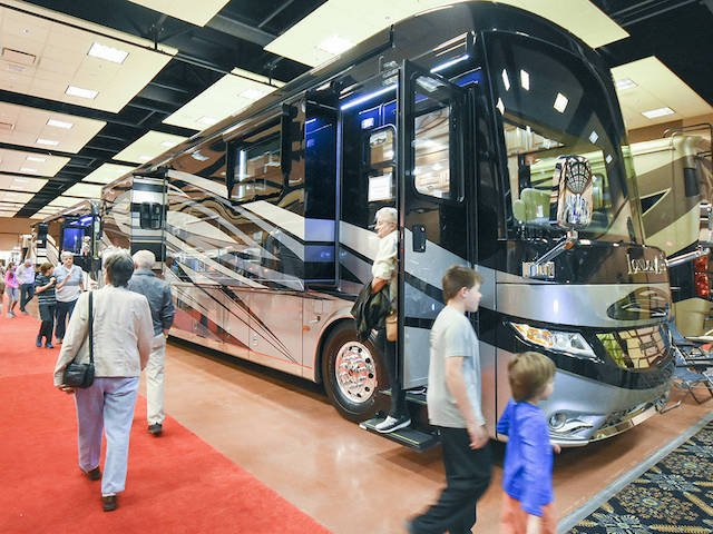 April 2018 Canadian RV Shows