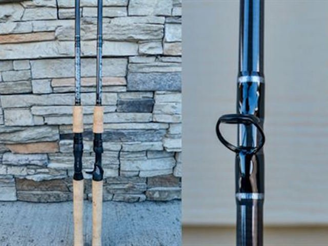Batson Custom Rod Giveaway - ends Mar 27