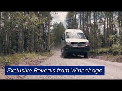 Inside information on new 2018 Winnebago models teaser