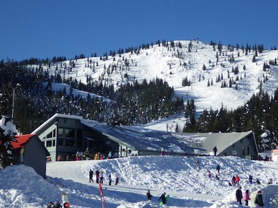 Sasquatch Mountain Resort Suncruiser