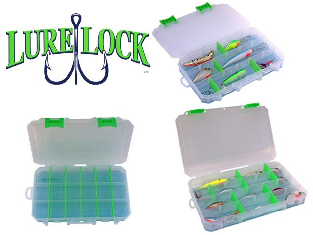 Lure Lock Tackle Box Giveaway