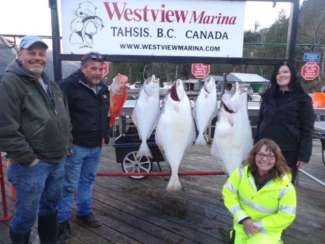 Westview Marina & Lodge catches