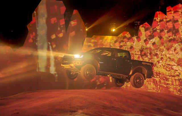 Ford Ranger Raptor Launch