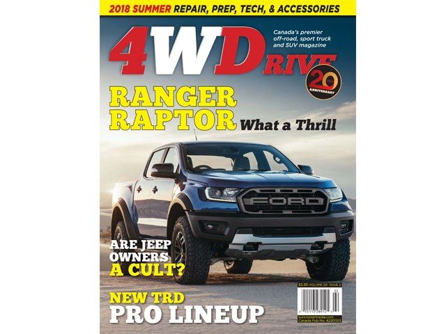 4WD202 cover
