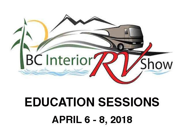 BCIRVS Education Sessions 2018
