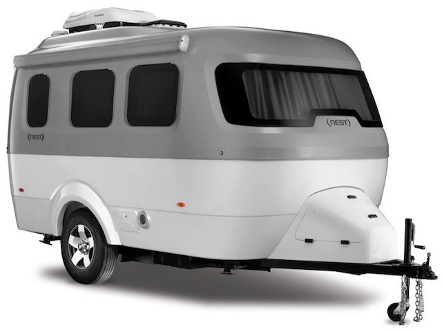 Airstream Nest travel trailer