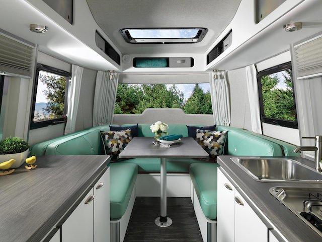 Airstream Nest travel trailer