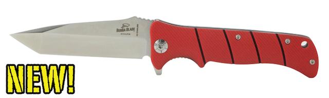 Bubba Blade Sculpin Pocket Knife