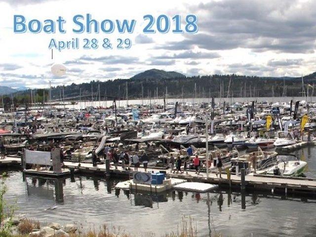 Kelowna Yacht Club 2018 Boat Show