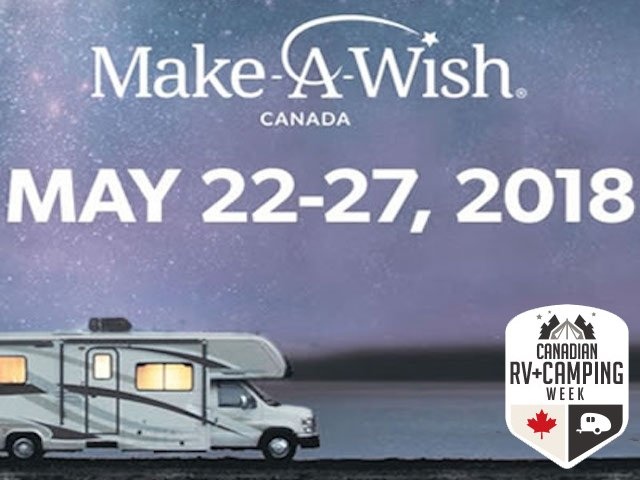 Canadian RV & Camping Week – May 22-27