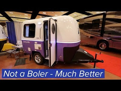 Armadillo - the new and improved Boler - Video teaser
