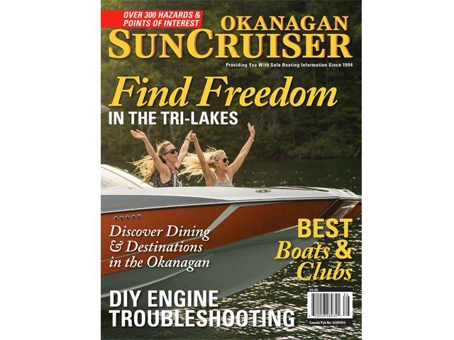 SunCruiser Okanagan 2018