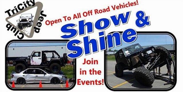 TriCity Jeep Club Show & Shine