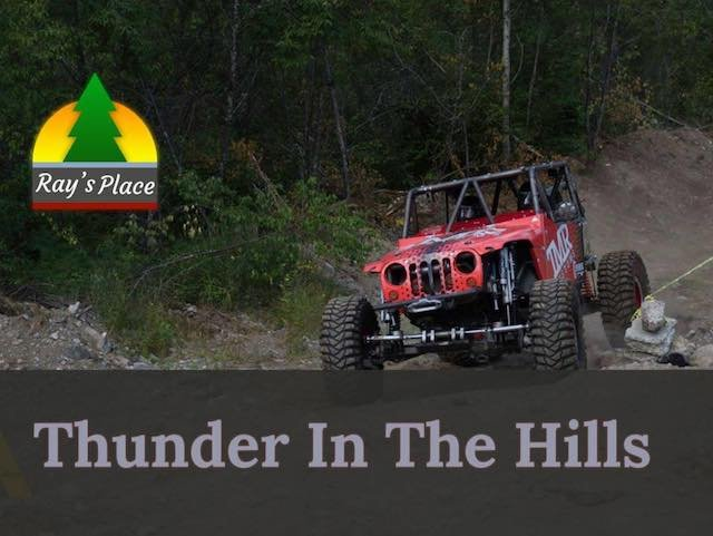 TMR – Thunder in the Hills