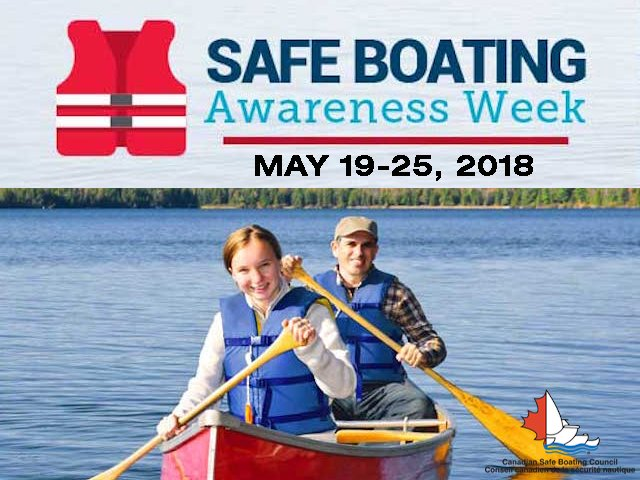 2018 SAFE BOATING WEEK