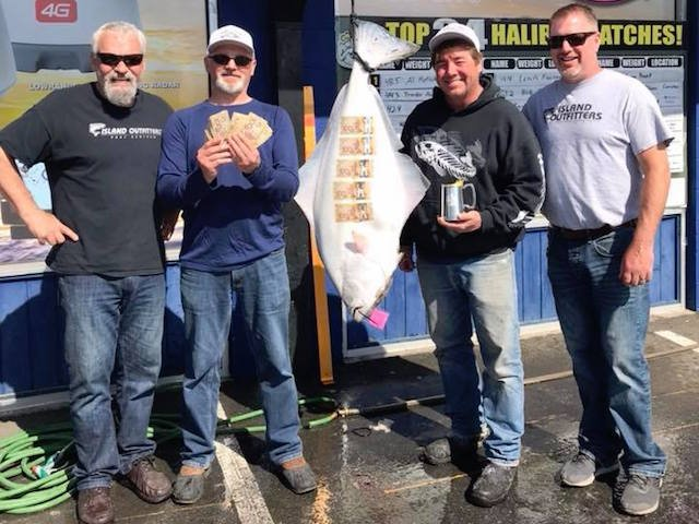 Vancouver Island Fishing Report - Apr 22/18
