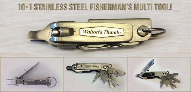 Walton's Thumb Fisherman's Multi Tool