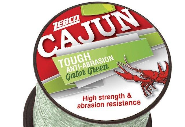 Cajun Tough Gator Green